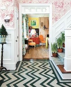 Holzbalken In Decke Finden : innendesign ideen die ihr zuhause mit grafischen mustern erfrischen ~ Bigdaddyawards.com Haus und Dekorationen