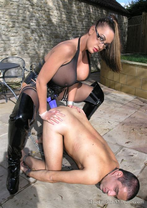 English Mansion Domme