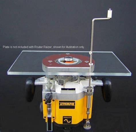 roteador lift ajuste de altura mesa roteador criado