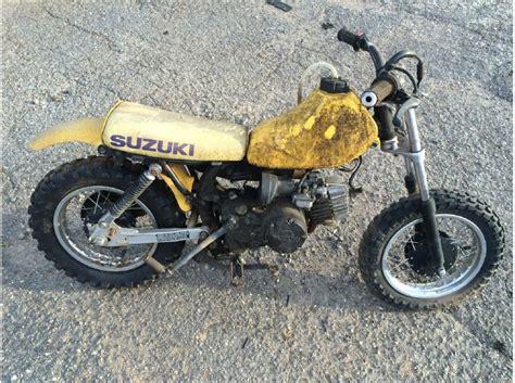 Suzuki Jr 50 Parts by 1997 Suzuki Jr50 For Sale On 2040 Motos