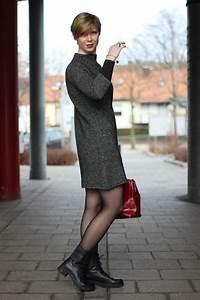 Kleid Mit Stiefeletten : rock woche wie trage ich 40 rock oder kleid conny doll lifestyle blog f r frauen 40plus ~ Frokenaadalensverden.com Haus und Dekorationen