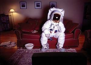 Astronauts in Real Life: No Space for Fun