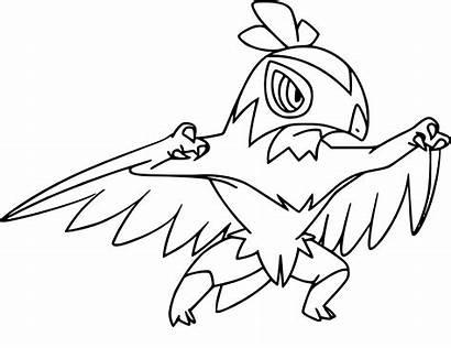 Pokemon Dessin Coloriage Imprimer Coloring Mega Colorier