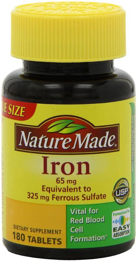 natural iron supplements   kids