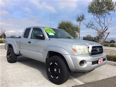 Toyota Tacoma 2006 For Sale by 2006 Toyota Tacoma For Sale Carsforsale