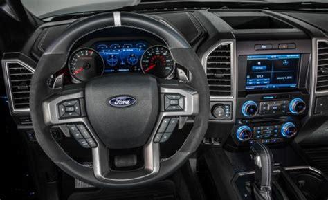 ford   raptor price specs design interior
