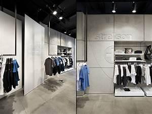 Blocher Blocher Partners : strellson store by blocher blocher partners berlin retail design blog ~ Markanthonyermac.com Haus und Dekorationen