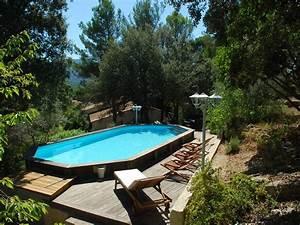 maison avec piscine au calme sur un terrain en restanques With location maison avec piscine marseille 1 26 maisons de reve avec piscine