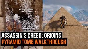 Assassin's Creed: Origins gameplay - Pyramid tomb puzzle ...