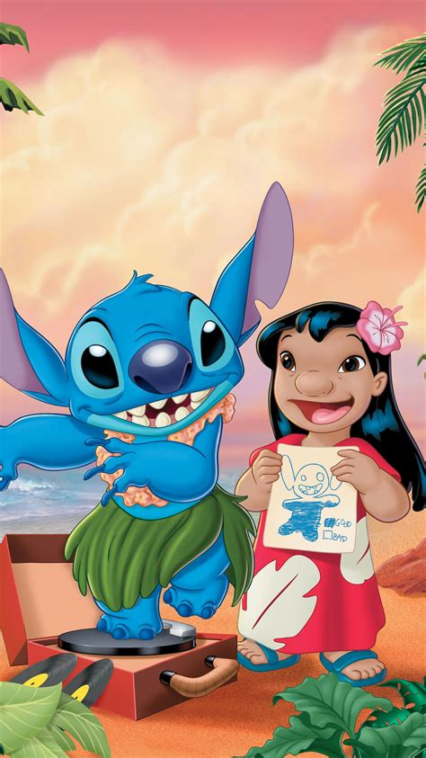 Lilo & Stitch 2: Stitch has a Glitch (2005) Phone