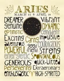 Aries Zodiac Personality