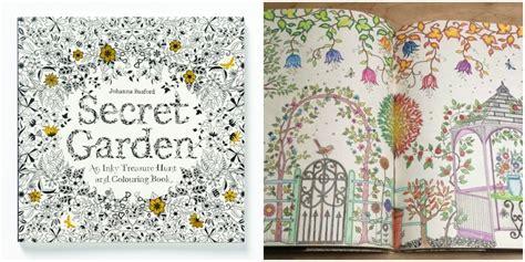 secret garden coloring book coloring books johanna basford secret garden