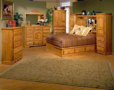 vintage bed set antique oak bedroom set cement patio the elegance