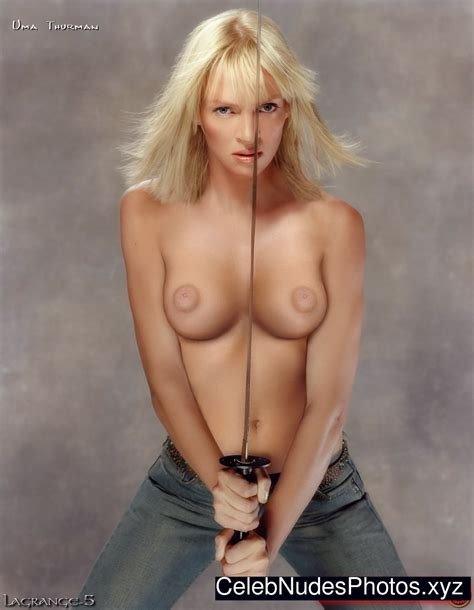 Uma Thurman Celebs Nude Celeb Nudes Photos