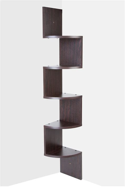 corner shelving units review   storage