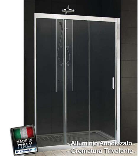 box doccia nicchia prezzi parete doccia 120 cm
