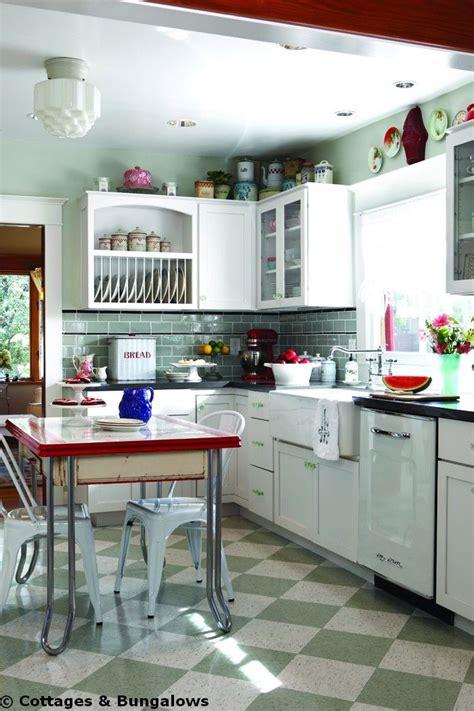 Vintage Style Kitchen!  House  Pacific Grove  Pinterest