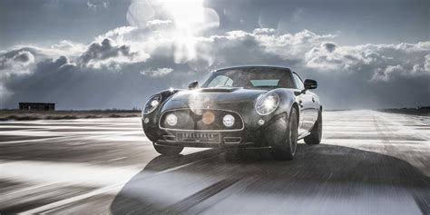 david brown automotive reveals speedback silverstone