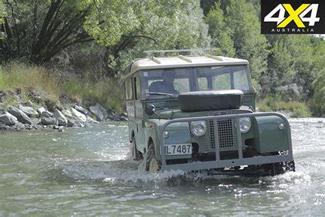 land rover australian land rover history