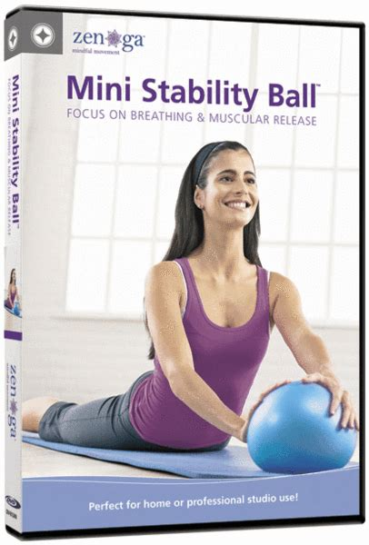 pilates ball mini stott stability breathing focus muscular release health