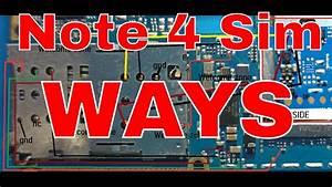 Mi Note 4 Sim Ways Jumper Redmi Note 4 Schematics Diagram