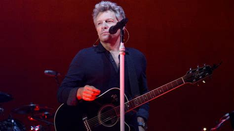 Vote Bon Jovi Jon Announces New Politically Inspired