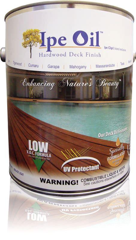 ipe oil   deck oil  hardwood decking