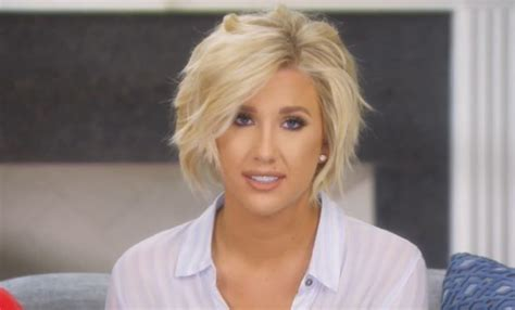 Did Todd Chrisley's Daughter Savannah Drop Out Of College?