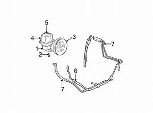 Gmc Envoy Xl Power Steering Pump  5 3  U0026 6 0 Liter  Motors