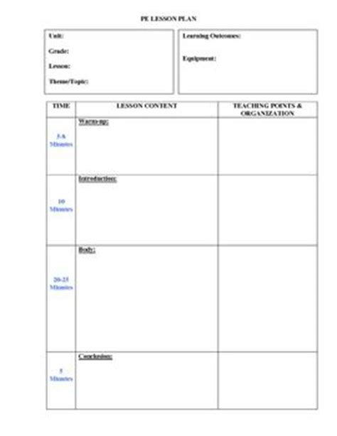 gymnastics lesson plan template best 25 pe lesson plans ideas on pe lessons pe ideas and physical education