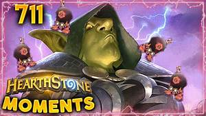 Dr. Boom RNG...!! | Hearthstone Daily Moments Ep. 711 ...