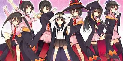 Konosuba Megumin Kono Anime Subarashii Sekai Ni
