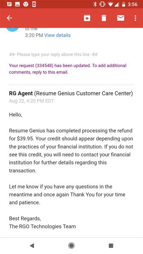 Resume Genius Review by Resumegenius Reviews 262 Reviews Of Resumegenius