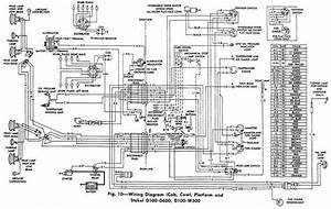 1962 Dodge Pickup Truck Wiring Diagram
