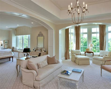 luxurious master bedroom houzz