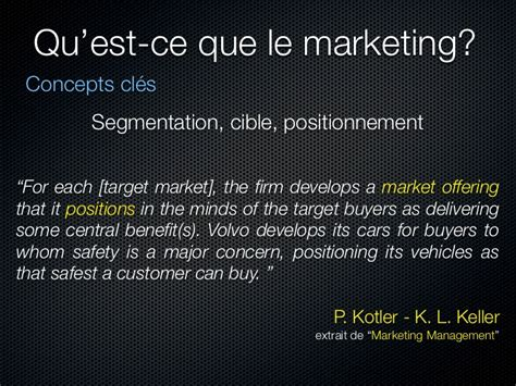 marketing notions de base ma1rp