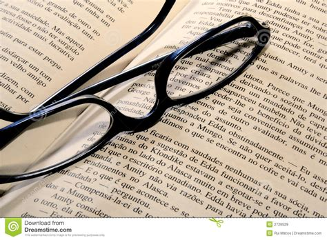 book  glasses royalty  stock images image