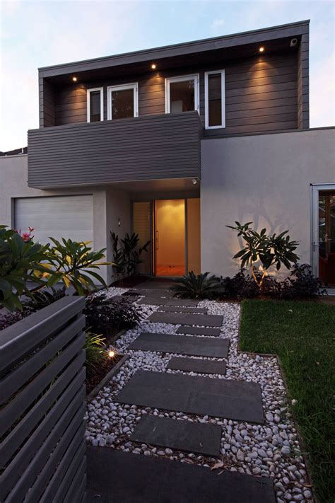 landscaping ideas   front yard contemporist