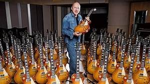 Gibson Custom Mark Knopfler '58 Les Paul - Aged and Signed ...