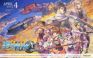 1 The Legend Of Heroes Trails In The Sky HD Wallpapers