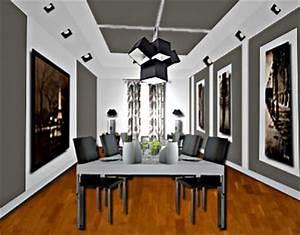 Décoration Murale Salle À Manger : d coration d 39 une salle manger floriane lemari ~ Dode.kayakingforconservation.com Idées de Décoration