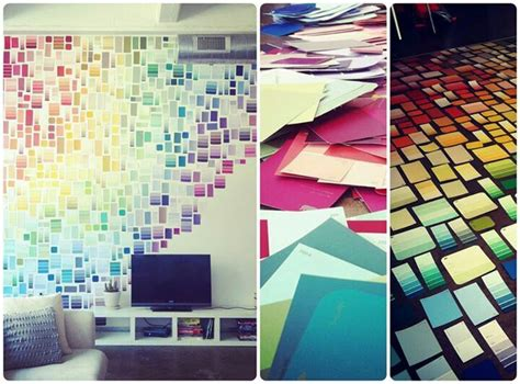 wall swatch wall art paint swatches decorating my walls pinterest paint swatch and paint swatches