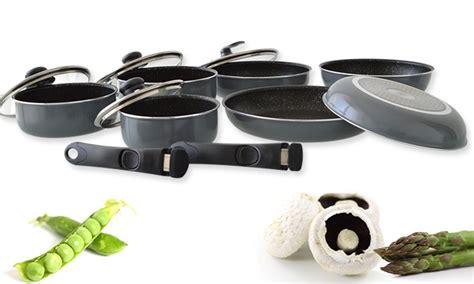 set ustensiles de cuisine batterie de cuisine pradel