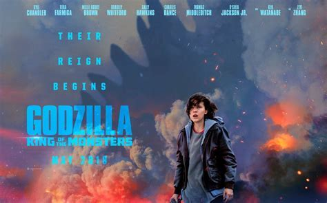 Godzilla: King of the Monsters Trailer Appears   n3rdabl3