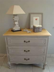 Commode 3 Tiroirs : commode 3 tiroirs photo de relooking relooking meubles int rieur ~ Teatrodelosmanantiales.com Idées de Décoration