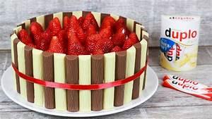 Duplo Torte Basteln : duplo torte mit erdbeeren f r den muttertag duplotorte erdbeertorte youtube ~ Frokenaadalensverden.com Haus und Dekorationen