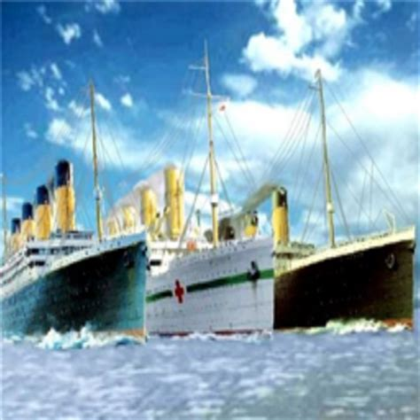 roblox rms olympic sinking rms olympic hmhs britannic and rms titanic read d roblox