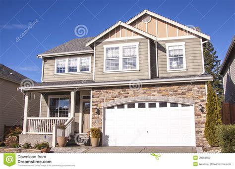 haus im amerikanischen stil im amerikanischen stil haus stockfoto bild au 223 en wohnsitz 29568600