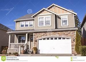 Haus Im Amerikanischen Stil : im amerikanischen stil haus stockfoto bild 29568600 ~ Lizthompson.info Haus und Dekorationen