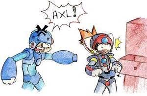 Axl (Megaman) - Desciclopédia